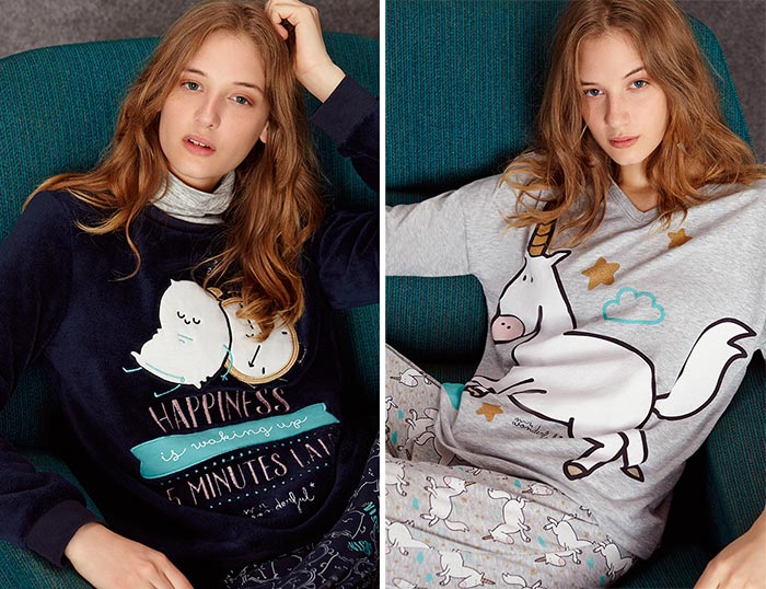 Oysho Mr. Wonderful Winter 2015 Collection
