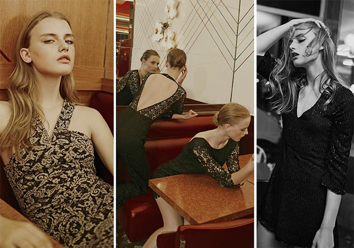 Pull & Bear Party Looks for Christmas 2015
