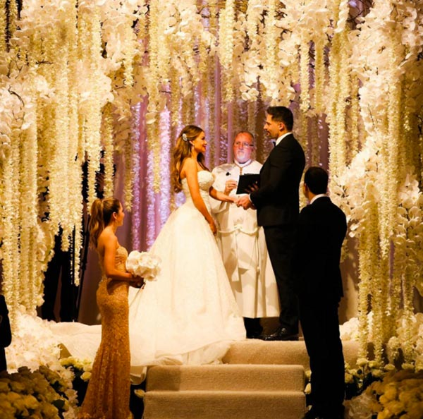 Sofia Vergara's Wedding In Miami