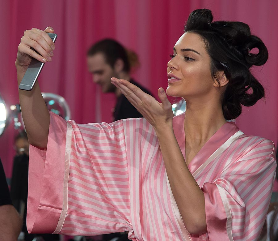 8f9b0bd0b1 Going Backstage With The Victoria s Secret Models