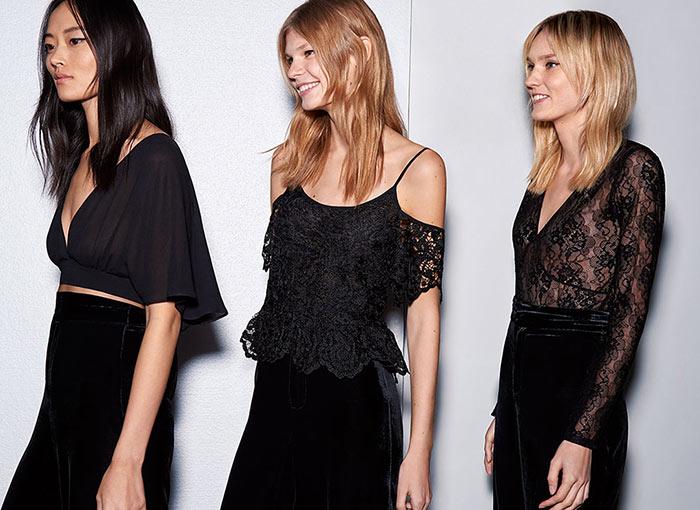 Zara Evening 2015 Collection