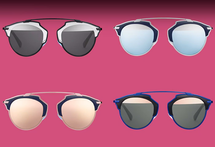 Personalizing Your Dior So Real Sunglasses