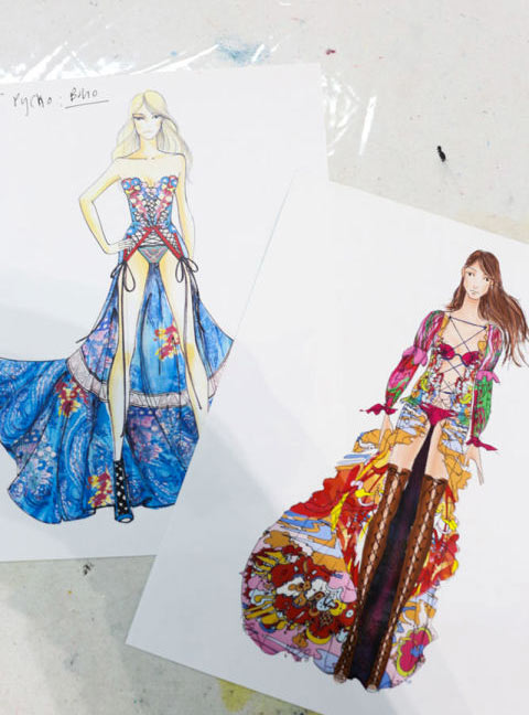 How Are Victoria's Secret Fashion Show Costumes Created
