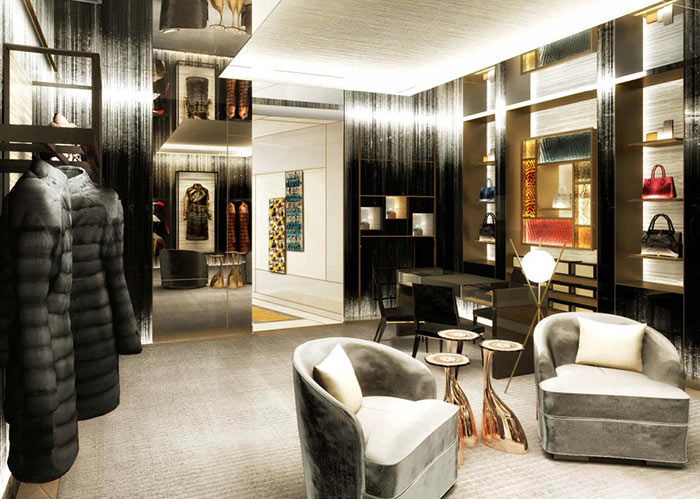 Palazzo Fendi Boutique Hotel In Rome