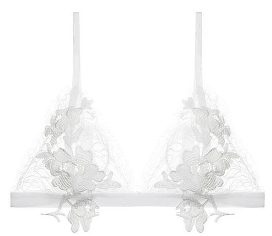 Romantic Wire-Free Lace Bras