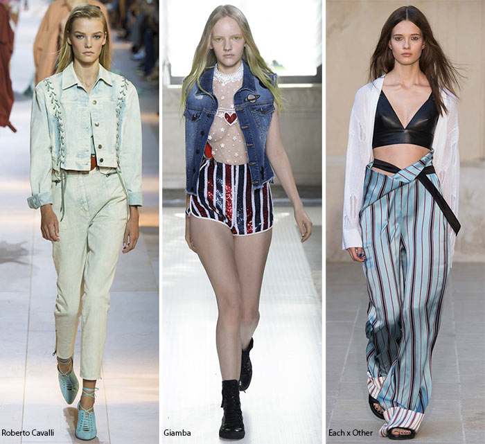 Spring/ Summer 2016 Fashion Trends: '90s Fashion