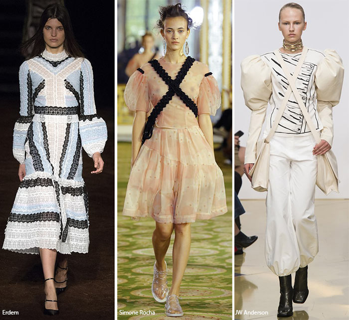Spring/ Summer 2016 Fashion Trends: Old English Sleeves