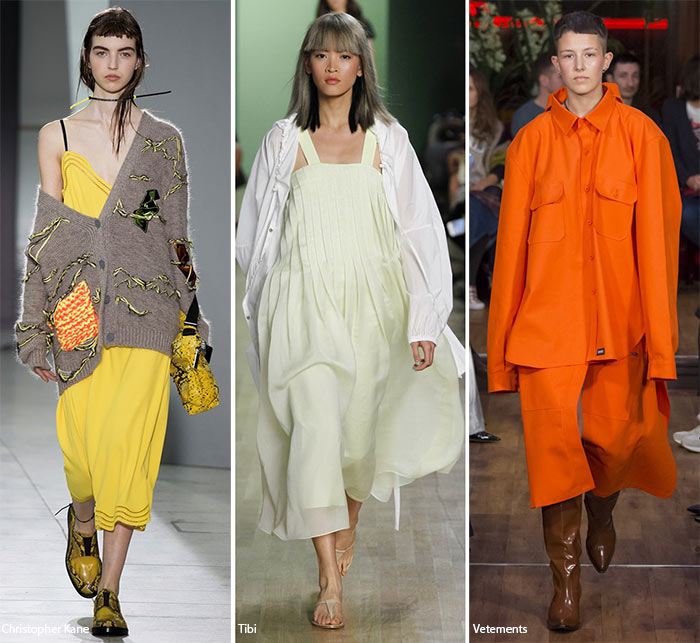 Spring/ Summer 2016 Fashion Trends: Oversize & Loose Fit