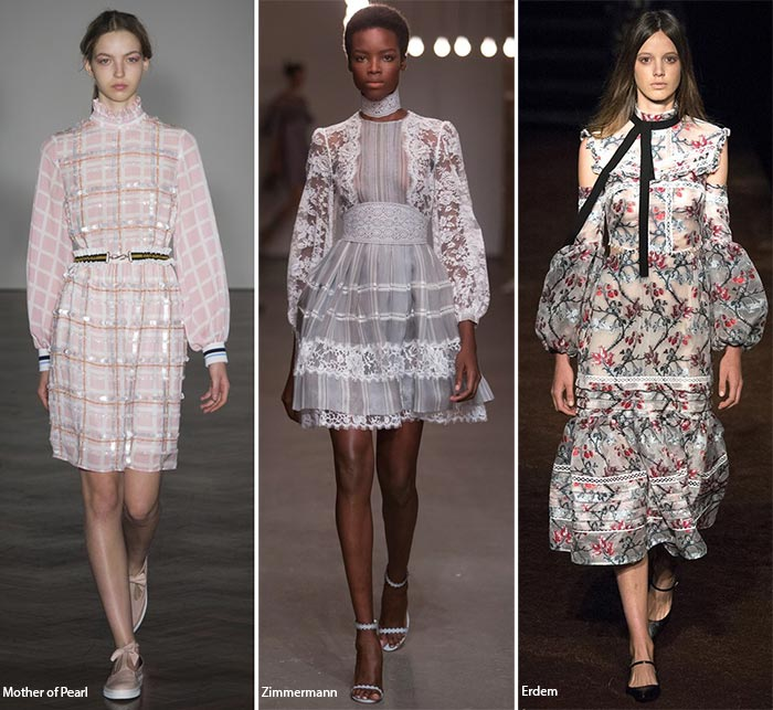 Spring/ Summer 2016 Fashion Trends: Prairie Dresses