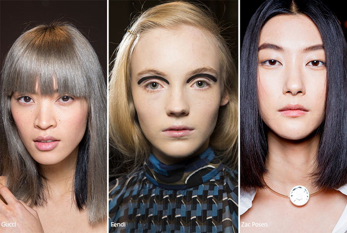 Spring/ Summer 2016 Hairstyle Trends: Real & Faux Bobs