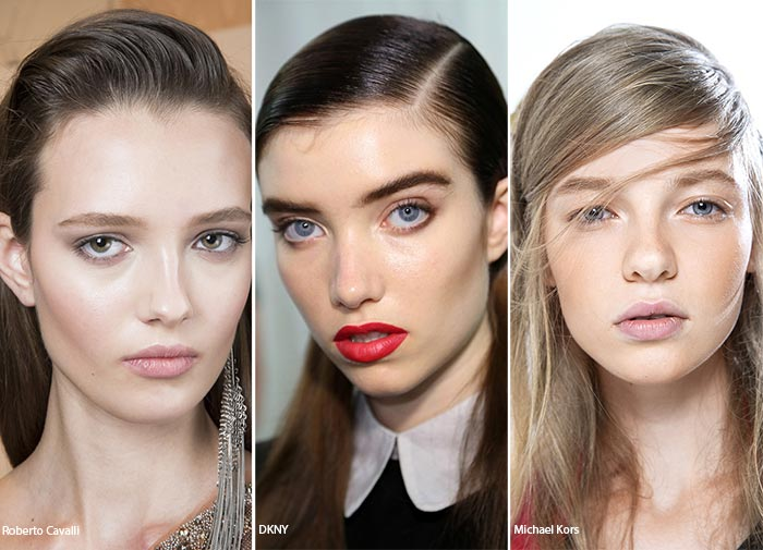 Spring/ Summer 2016 Hairstyle Trends: Side-Part Hairstyles