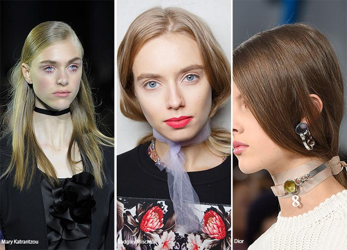 Spring/ Summer 2016 Hairstyle Trends: Tucked-In Hairstyles