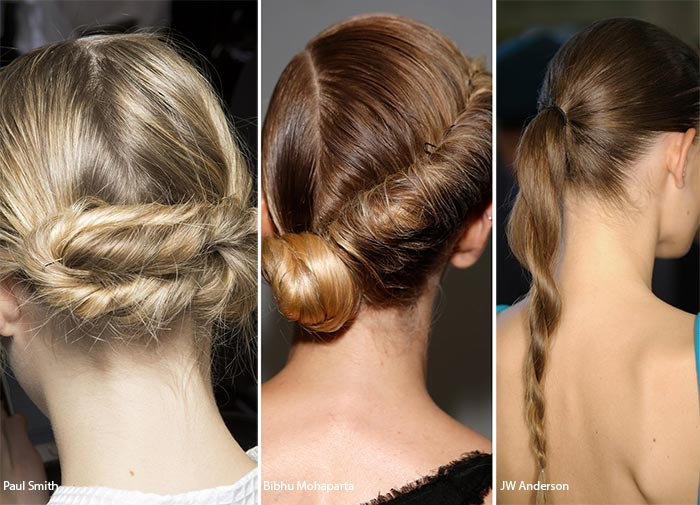 Spring/ Summer 2016 Hairstyle Trends: Twisted Hairstyles