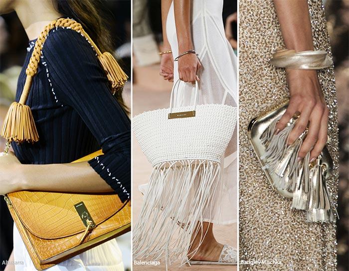 Spring  Summer 2016 Handbag Trends  Tassled   Fringed Bags c5fc1c0bf20d0