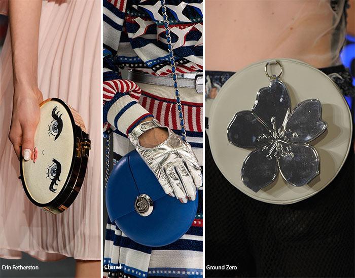 Spring  Summer 2016 Handbag Trends  Tiny Circle Bags 5cfb1ae0c7ce8