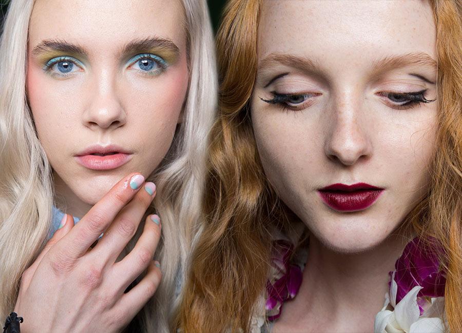 Spring/ Summer 2016 Makeup Trends