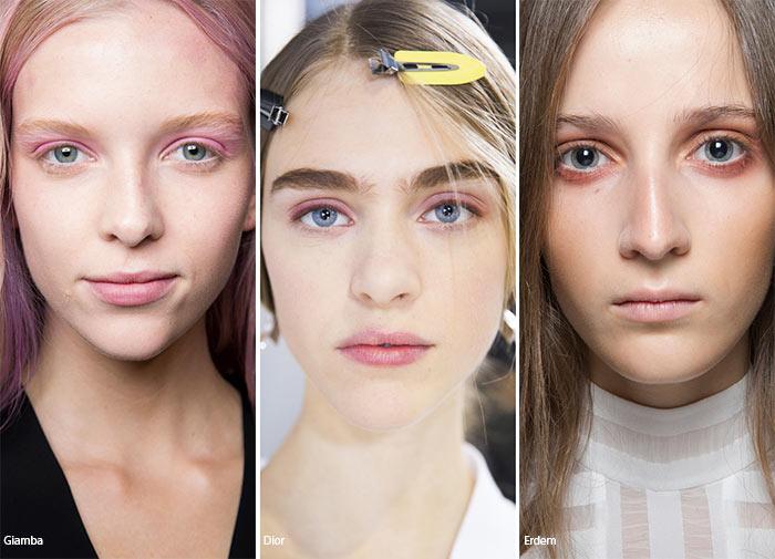 Spring/ Summer 2016 Makeup Trends: Sunset Eye Makeup