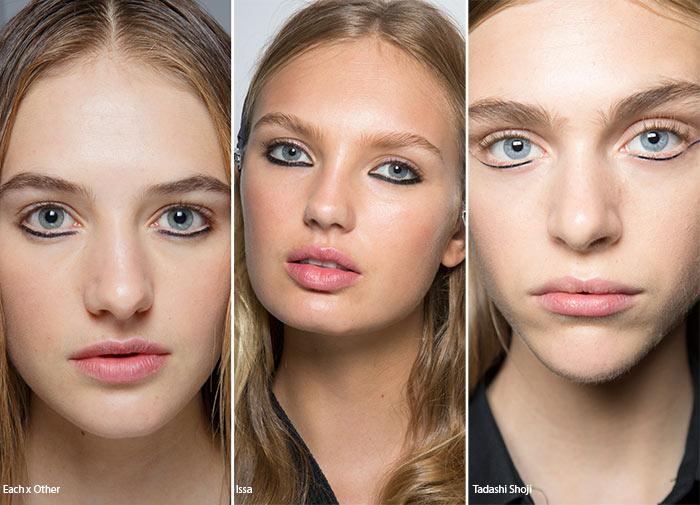 Spring/ Summer 2016 Makeup Trends: Underliner