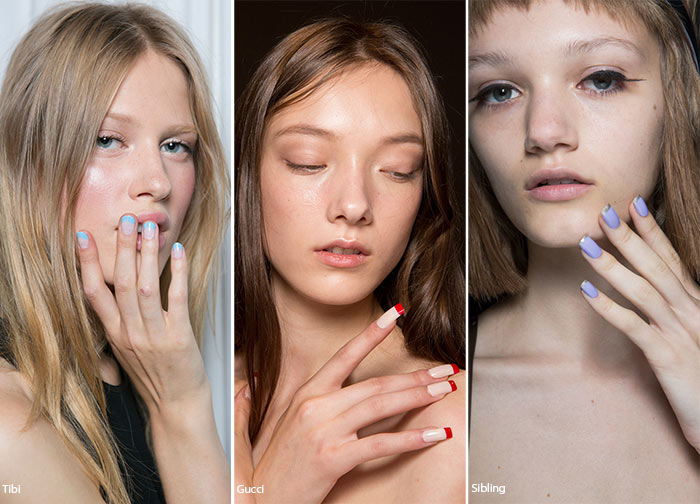 Spring/ Summer 2016 Nail Trends: French Manicure