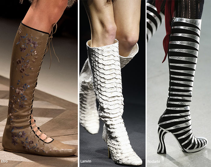 Spring/ Summer 2016 Shoe Trends: Boots