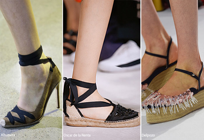 Spring/ Summer 2016 Shoe Trends: Espadrilles