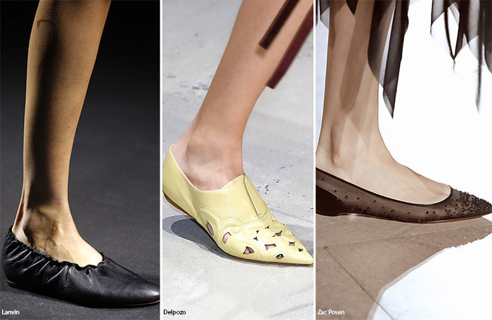 Spring/ Summer 2016 Shoe Trends: Flats