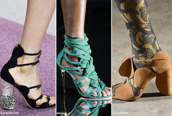 Spring/ Summer 2016 Shoe Trends: Suede Shoes