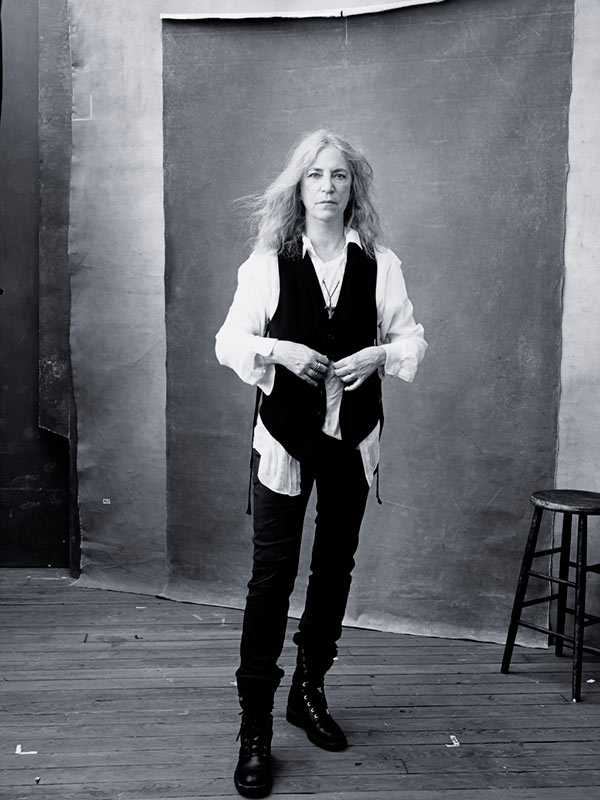 2016 Pirelli Calendar: Patti Smith