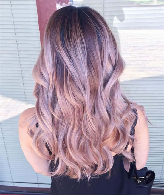 50 Balayage Hair Color Ideas For 2017 To Swoon Over Fashionisers C