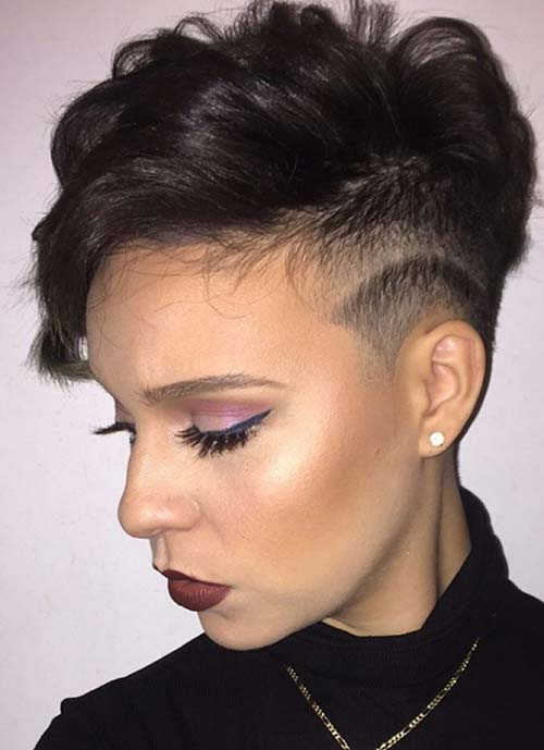 100 Short Hairstyles for Women Pixie, Bob, Undercut Hair