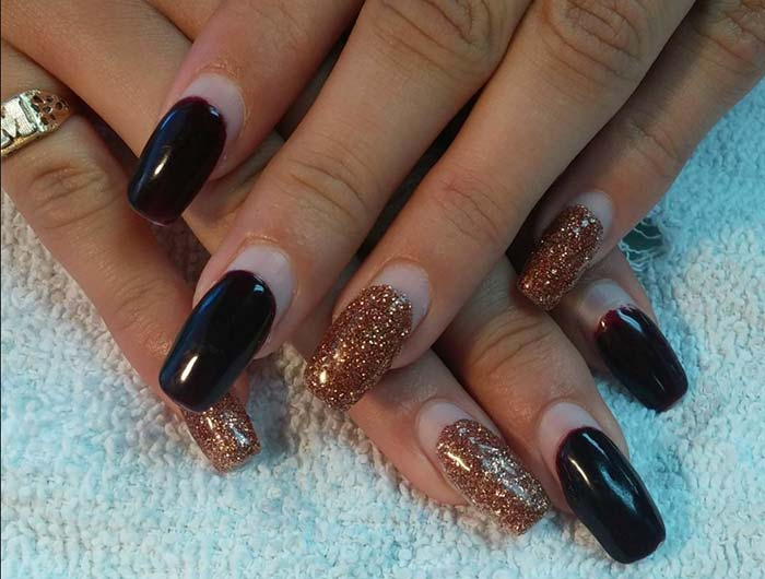 80 Stylish Acrylic Nail Design Ideas Perfect for 2016 | Fashionisers©