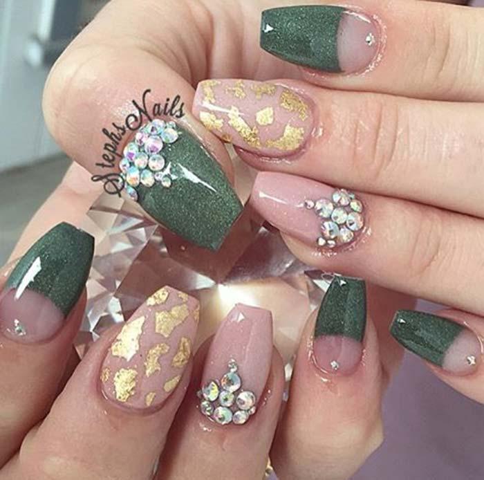 80 Stylish Acrylic Nail Design Ideas Perfect For 2016 Fashionisers C