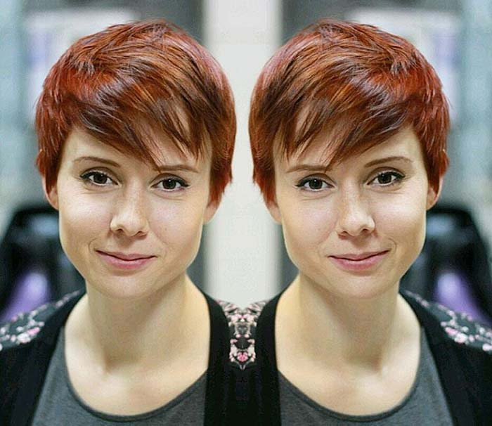 Short Hairstyles for Women with Thin/ Fine Hair: Pixie Cut