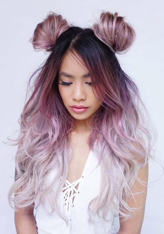 Styling Bedhead Hair With a Flat Iron