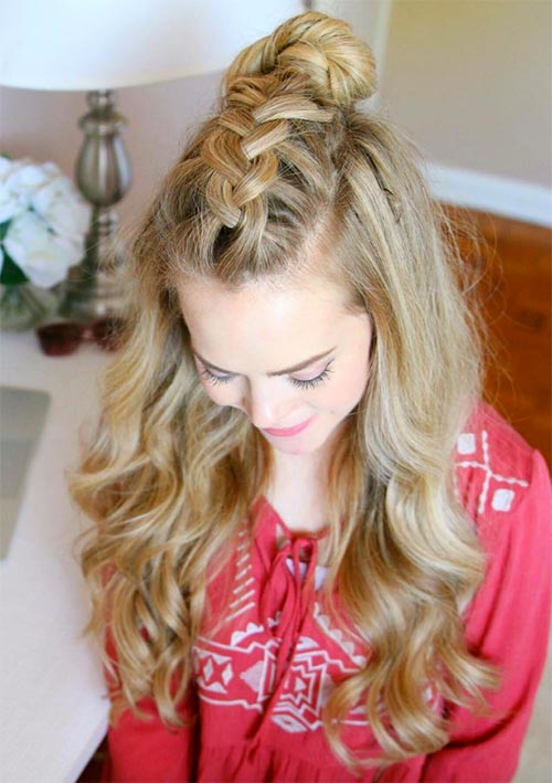 100 Ridiculously Awesome Braided Hairstyles To Inspire You