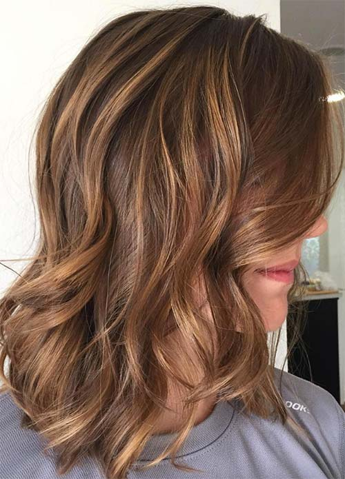 Buy Brown and blonde hair color picture trends