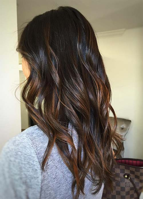 Dark Hair Colors: Deep Brown Hair Colors