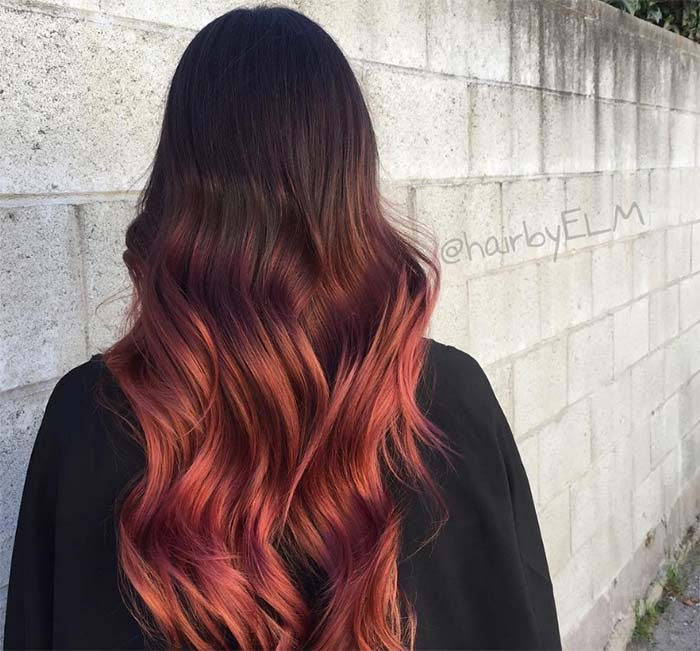 100 Badass Red Hair Colors Auburn, Cherry, Copper, Burgundy