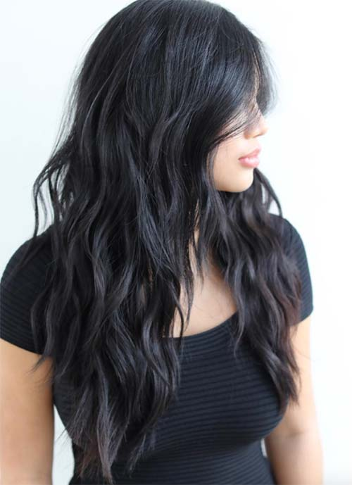 texturized hair styles textured layered hairstyles hairstyle ideas 3243