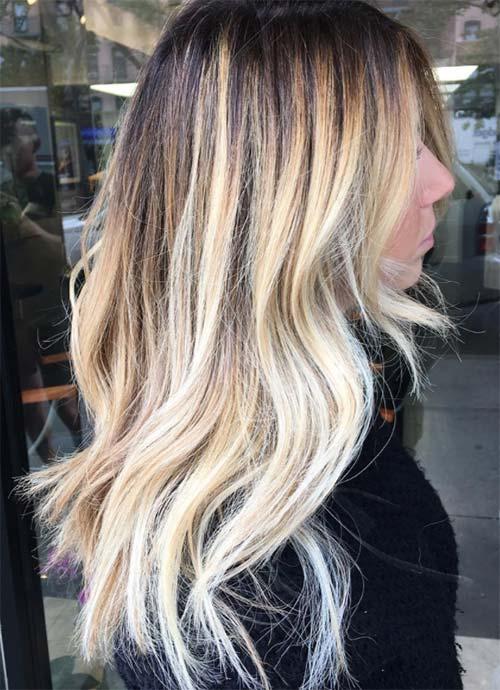 Layered Haircuts & Hairstyles for Long Hair