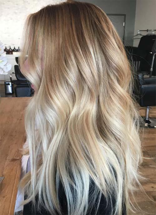 101 Layered Haircuts Hairstyles For Long Hair Spring 2017