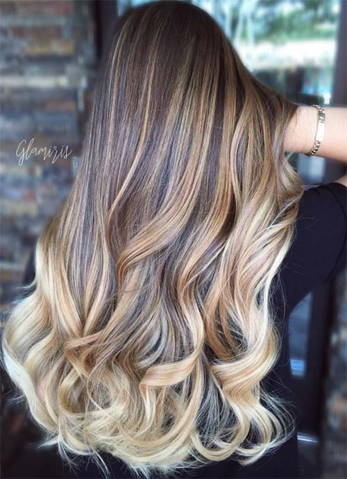 101 Layered Haircuts & Hairstyles for Long Hair Spring ...