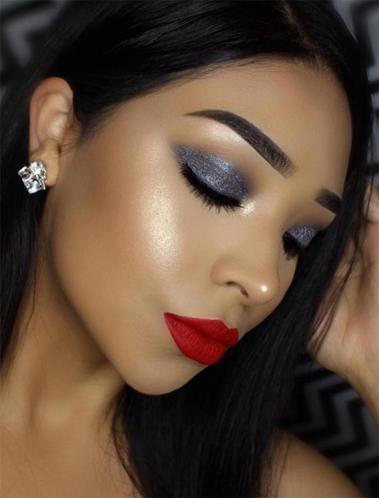 Party Makeup Looks for the Holidays
