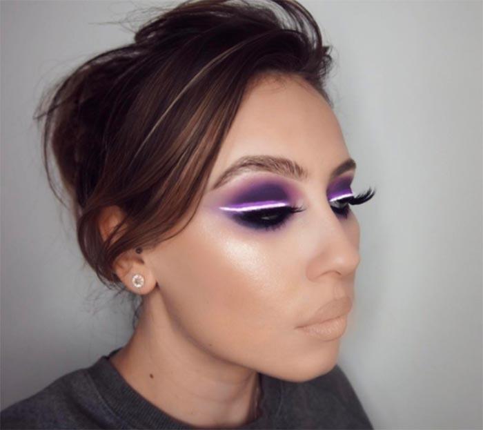 Neon Light Makeup Trend Is Huge On Instagram Fashionisers