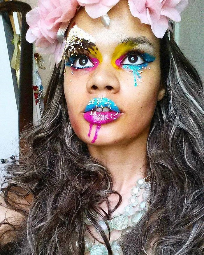Ice Cream Inspired Makeup is All Over Instagram 1