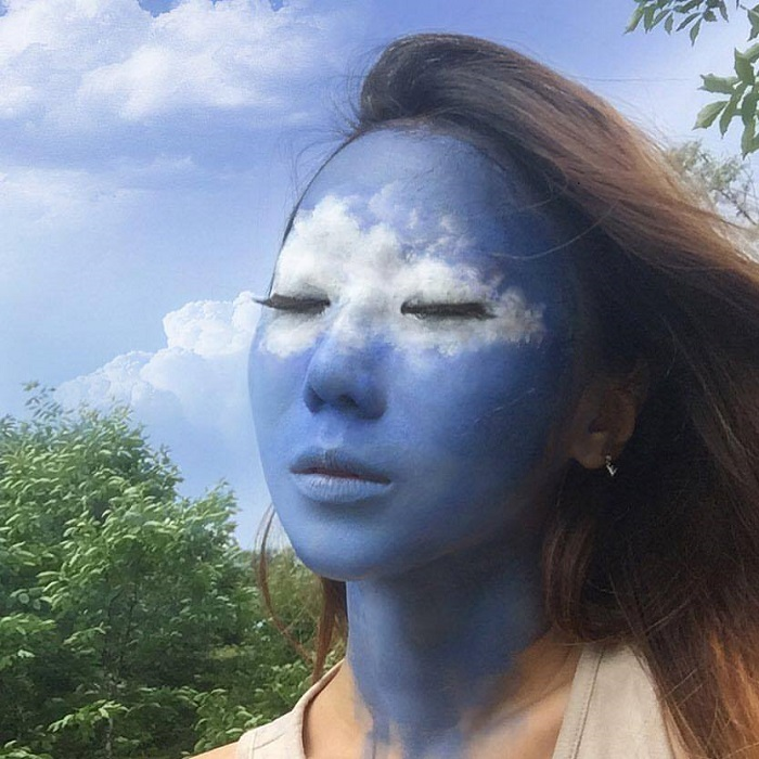 The Illusion Artist Dain Yoon Creates Mind-Blowing Looks Sky