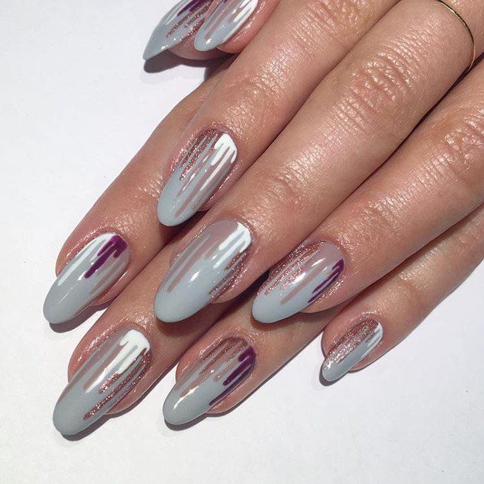 Beautiful & Trendy Nail Designs To Try pastel nail design