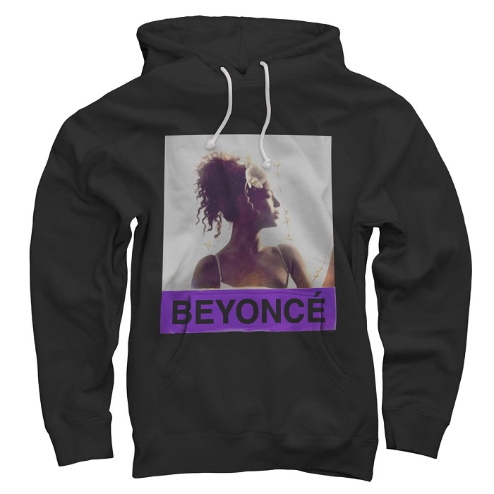 Beyoncé Dropped Holiday Merchandise black hoodie