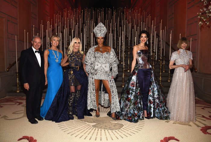 Inside the 2018 Met Gala stars on the red carpet