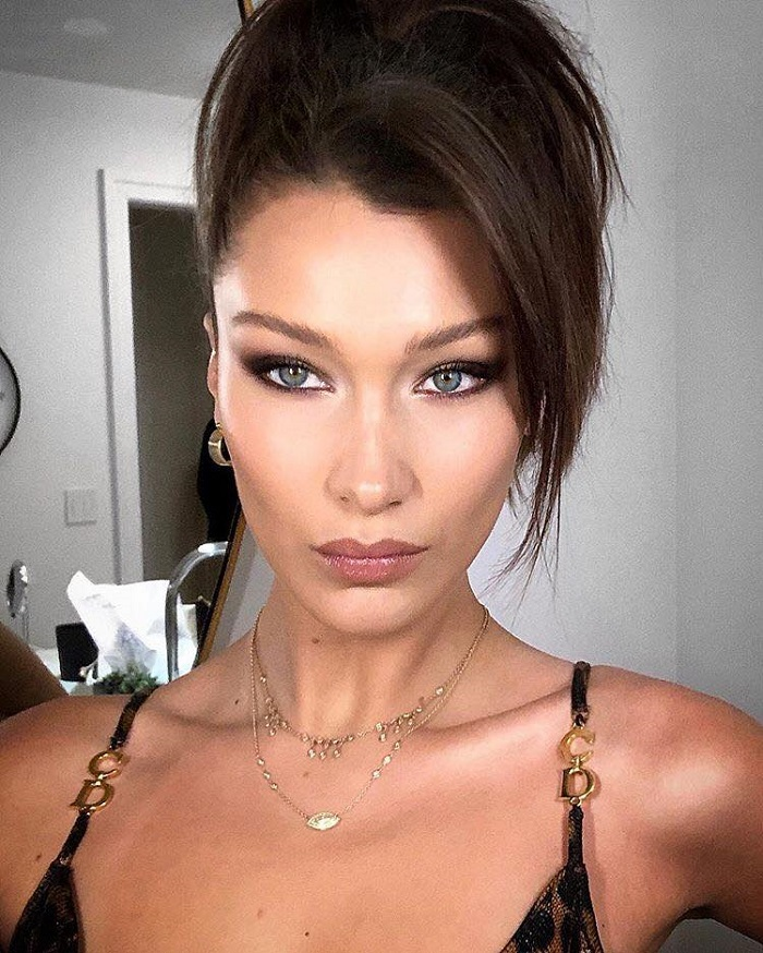 Seductive Celeb Makeup Looks to Swoon Over Bella Hadid